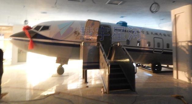 民航飞机,飞行模拟器